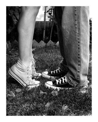image amour noir et blanc