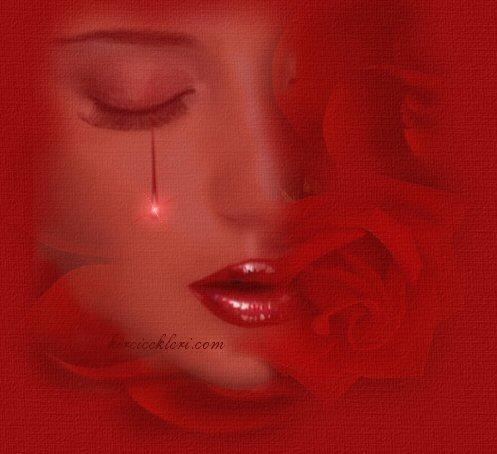 Femme en pleurs. dans ET LES FEMMES ! 8b485ec9